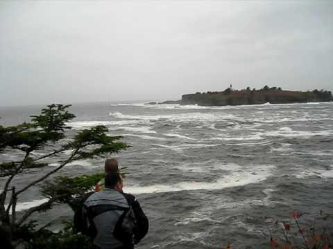 Cape Flattery - WA.   Makah Nation   Oct 22, 2009