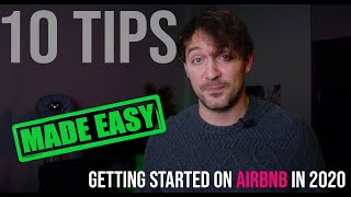 Gambar cover Top 10 Essential Tips Tricks & Facts for BEGINNERS Starting An Airbnb Business in 2020