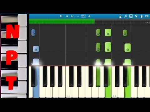 Sam Smith - Lay Me Down Ft. John Legend - Piano Tutorial - How To Play Lay Me Down - Synthesia