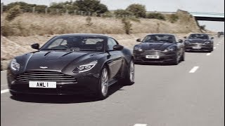 New Clothes And A New Aston Martin DB11!