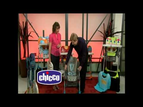 Chicco Australia* Polly Double Phase High Chair