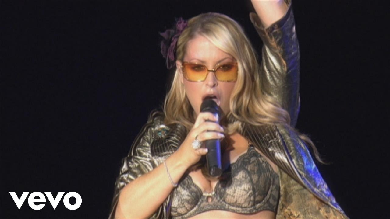 Anastacia Freak Of Nature From Live At Last Youtube