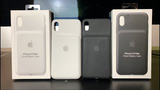NEW Apple iPhone Battery Case for iPhone XS, XS Max & iPhone XR // Hands-On Review + GIVEAWAY!