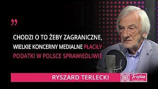 PO chce likwidacji TVP Info. Terlecki: to byłby powrót do dawnego monopolu informacyjnego