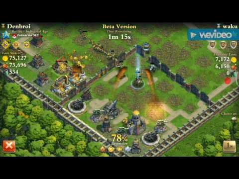 dominations world war replay industrial 117 vs atomic 208