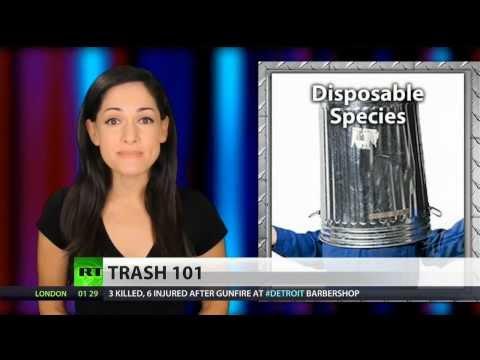 Disposable Culture = Disposable Species