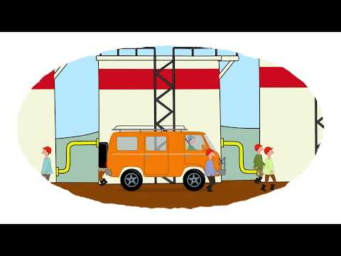 Coloriamo Insieme Carburante Per Le Macchine Prima Parte Youtube