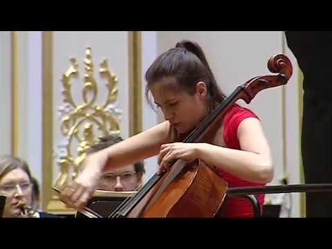 Shostakovich Cello Concerto Nr.1 op.107 | Camille Thomas | 1st mvt