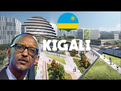 How Rwanda's Capital KIGALI Became the CLEANEST City in Africa
