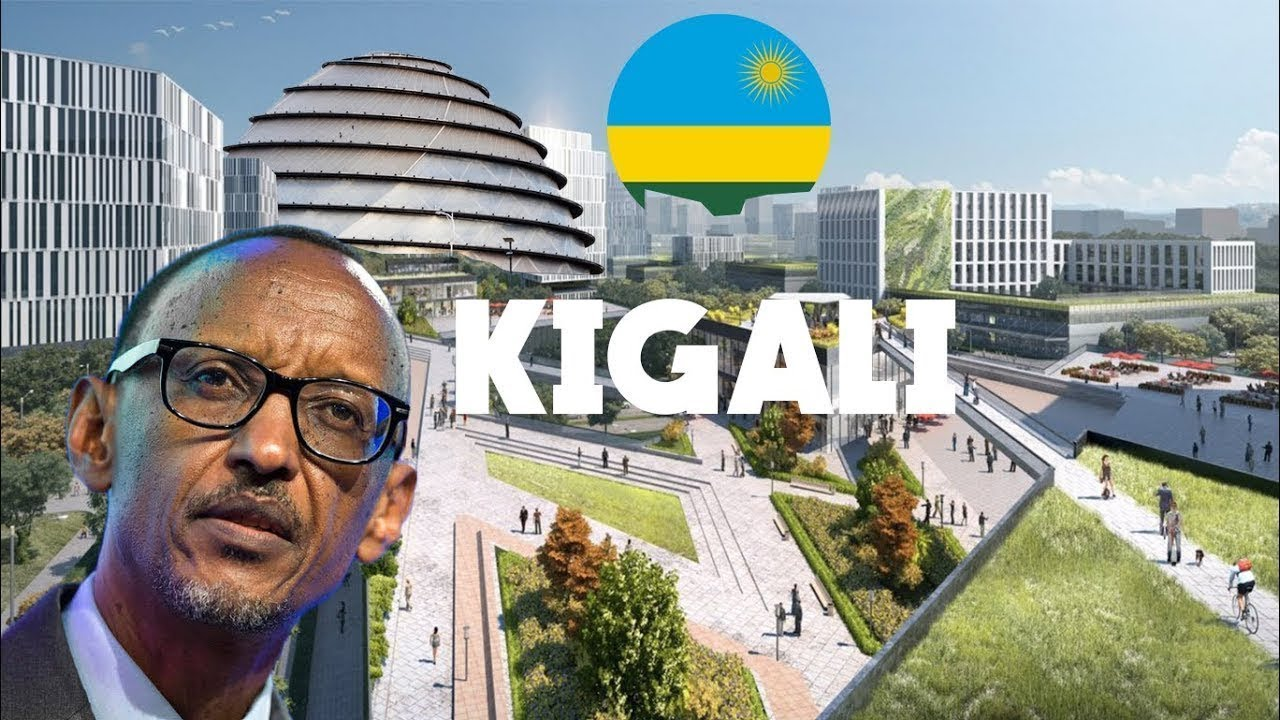 Download How Rwanda's Capital KIGALI Became the CLEANEST City in Africa