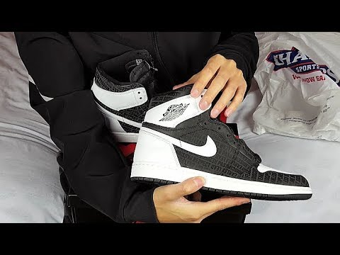 Champs Had These Early! Air Jordan 1 Retro High OG Re2pect Jeter Review!!! 5f02c96c01a5