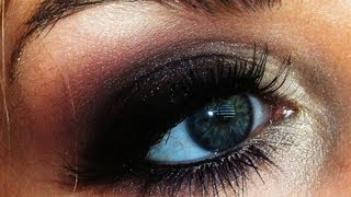 Parisian Smokey Eye Tutorial: Paris Palette, Sigma Beauty