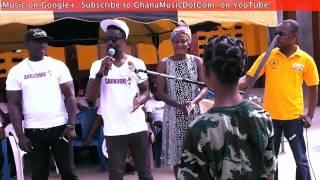 Sarkodie - Donates to Royal Seed Orphanage | GhanaMusic.com Video
