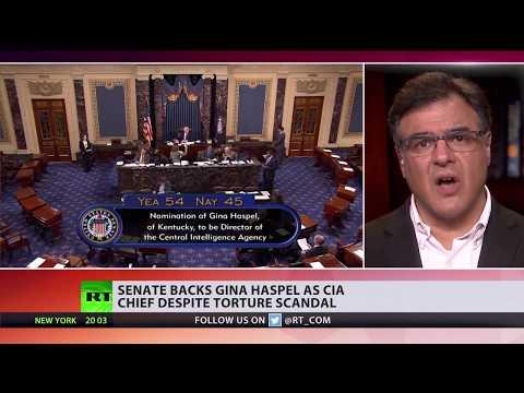 Senate confirms Gina Haspel as CIA chief despite her torture past
