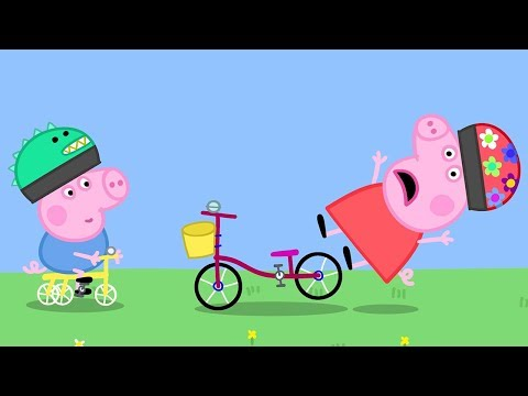 Peppa Pig English Episodes in 4K | New Compilation 10 | #121