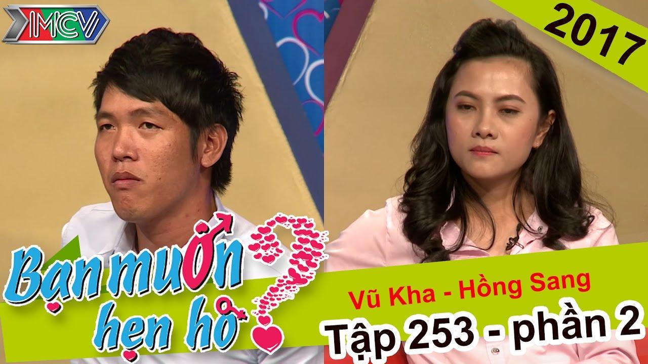 Chuyện hẹn hò mang tinh thần bóng đá của cặp đôi tiền vệ – tiền đạo | Hồng Sang – Vũ Kha | BMHH 253