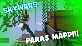 Minecraft: PARAS MAPPI!! [SkyWars] Tilaajia vastaan!
