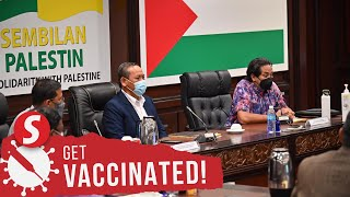 Covid-19: Vaccine doses to go up to 20,000 daily by July in Negri Sembilan, says Khairy