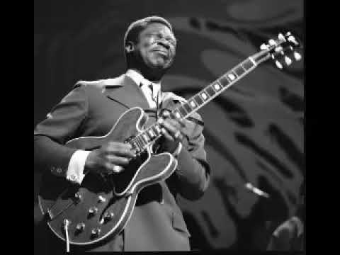 B.B. King - The Thrill Is Gone (Guitar track/Guitar only)