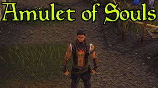 Amulet of Souls Review: Soulsplit Buff Worth It? [Runescape 2014]