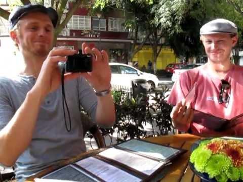 El restaurante El Pendulo en Polanco