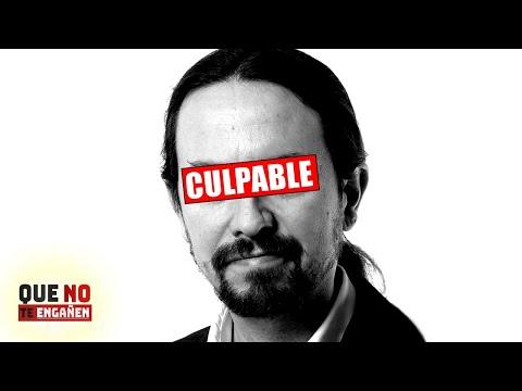 EL FIN DE IGLESIAS: el vídeo de Pablo Iglesias que toda España debe ver