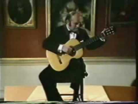 Julian Bream in concert 1977, Walton Two Bagatelles