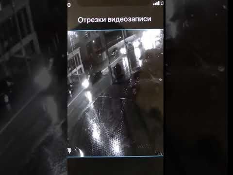 Чернівецький Промінь: На Героїв Майдану зіштовхнулися три автівки - відео з камер спостереження