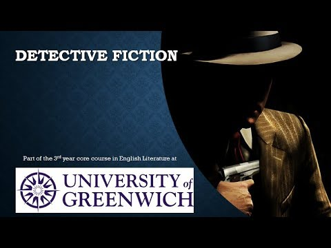1 1  Detective Fiction Introduction Part 1