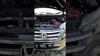 Letak nomor rangka dan nomor mesin mobil honda CRV 2012