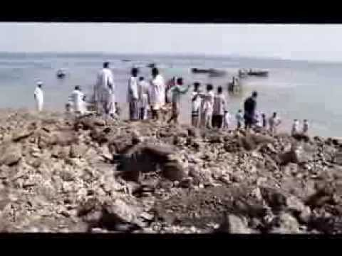 Zilzala Jazira (Zalzala Jazeera) Gwadar Island
