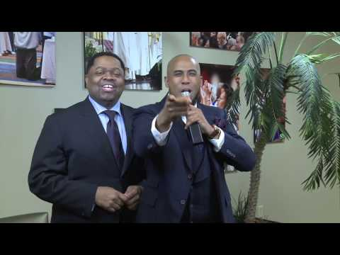 BEYOND! Conference 2017 promo with Anthony Brown and Minister Stephen Hurd
