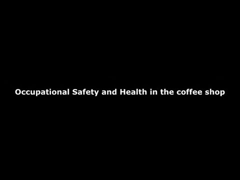 Andrijana Zafirovska. Macedonia. Occupational Safety and health in the coffee shop. Youth 18–24