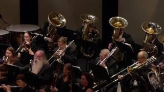 Toccata for Band,  Frank Erickson
