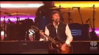 ▶ iHeartRadio Music Fest  Paul McCartney Everybody Out There iHeartRadio Music Festival 2013