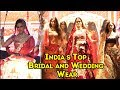 India's Top Bridal and Wedding Wear | Fashion Tips | Shopping Vlog | Viral Lifestyle