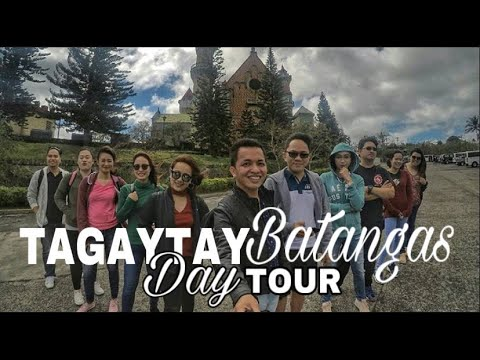Tagaytay-Batangas Day Tour