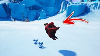 Roll FOREVER by using this Canon Glitch in Fortnite! (Fortnite Glitch season 8) | Zanhir