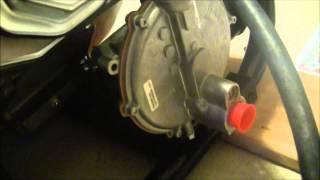 Convert (Predator) Generator to Use Natural Gas (NG)
