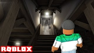 ESCAPE THE LIVING ROOM IN ROBLOX