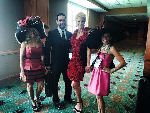 Louisville Uncovered The Derby Day Rose Dress