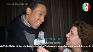 TeleVideoItalia.de - Intervista a Leonardo Monteiro