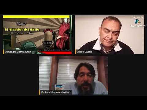 Dr. Luis Marcelo Martinez en Radio el Mirador del Gallo