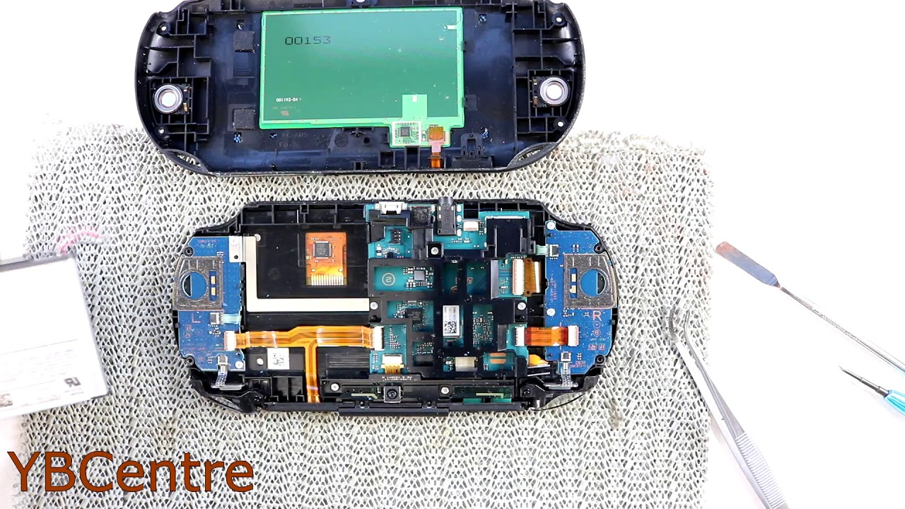 PS Vita 2000 Slim 2003 2016 SP86R Console Battery Replacement