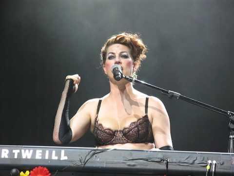14/16 Dresden Dolls - Half Jack + Girl Anachronism @ Coney Island Amphitheater, Brooklyn 8/27/16