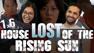Lost - 1x6 House of the Rising Sun - Nikki Reacts!