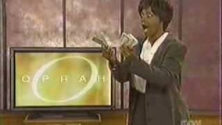 Mad TV - Oprah giving away money