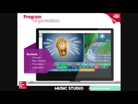 A  Program Overview of Music Studio's Spotlight on Music