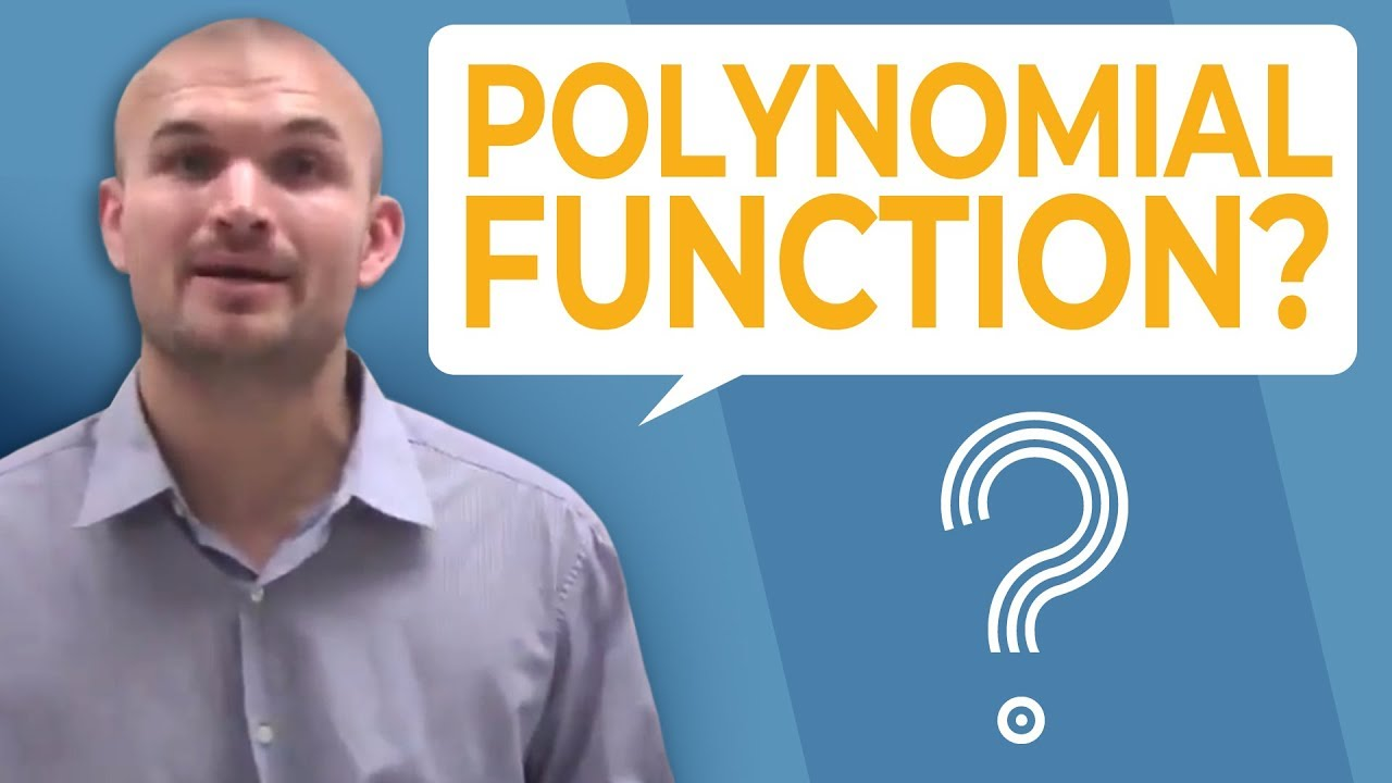 Download What is a polynomial function