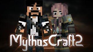 MYTHOS CRAFT 2 | HIDDEN POWERS (Minecraft Roleplay) #2 [Minecraft Machinima]